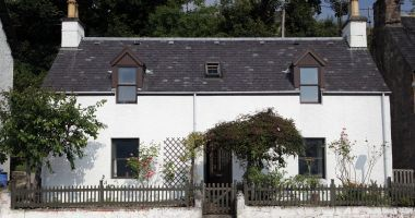 Duart Cottage, self catering holidays, Lochcarron, Scottish Highlands