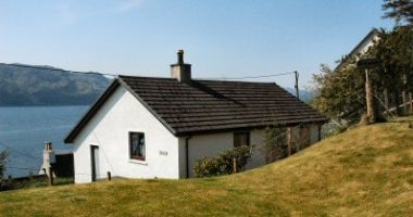 Struan Cottage, Croft Road, Lochcarron, Wester Ross